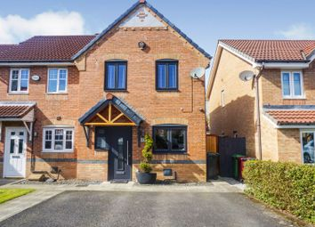 Thumbnail 3 bed terraced house for sale in Madison Park, Bolton