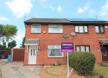 Thumbnail 3 bed terraced house for sale in Conifer Close, Liverpool