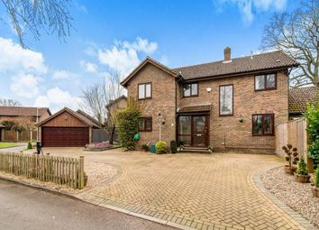 Thumbnail 4 bed detached house for sale in Tadley, Hampshire