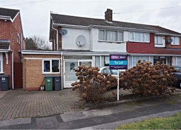 Thumbnail 3 bed semi-detached house to rent in Theodore Close, Oldbury