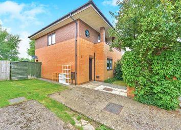Thumbnail 3 bedroom semi-detached house for sale in Chardacre, Two Mile Ash, Milton Keynes, Buckinghamshire