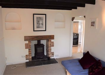 Thumbnail 2 bedroom cottage to rent in Priory Hill, Dawlish