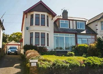 Thumbnail 4 bed semi-detached house to rent in Lake Road East, Cyncoed, Cardiff