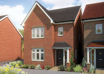 "Thumbnail 3 bed detached house for sale in ""The Cypress"" at Drake Grove, Burndell Road, Yapton, Arundel"