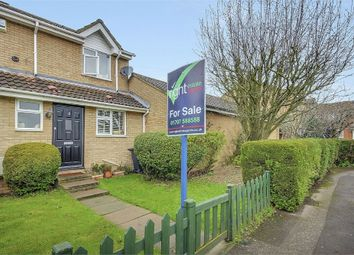 Thumbnail 3 bed end terrace house for sale in Beeston Drive, Cheshunt, Hertfordshire