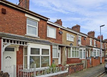 Thumbnail 2 bed terraced house for sale in Lilleshall Street, Longton, Stoke-On-Trent