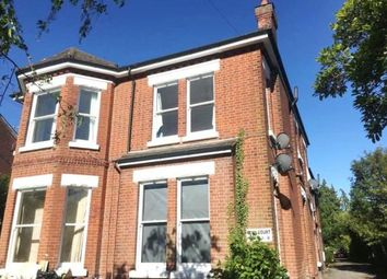 Thumbnail 1 bedroom flat for sale in 48 Cobbett Road, Southampton, Hampshire