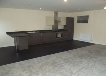 Thumbnail 2 bedroom flat to rent in St Edmunds House, Rope Walk, Ipswich