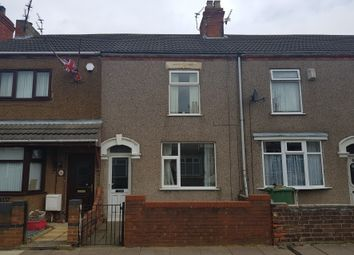 Thumbnail 3 bedroom terraced house for sale in 91 Gilbey Road, Grimsby, Lincolnshire