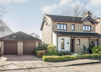 Thumbnail 4 bed detached house for sale in Balgonie Woods, Paisley, Renfrewshire
