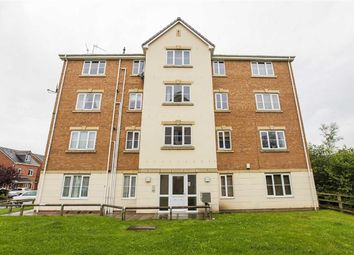 Thumbnail 1 bed flat for sale in Primrose Close, Leekbrook, Leek