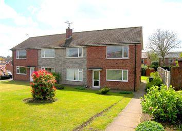 Thumbnail 2 bedroom flat to rent in Belvedere Close, Swanwick, Alfreton