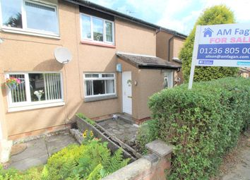 Thumbnail 1 bed flat for sale in Millersneuk Crescent, Millerston
