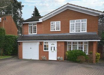 Thumbnail 5 bed detached house for sale in Old Portsmouth Road, Camberley, Surrey