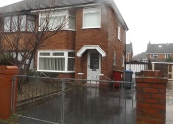 Thumbnail 3 bed semi-detached house to rent in Stainforth Avenue, Blackpool