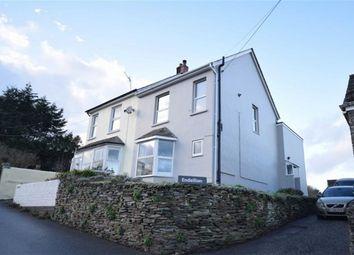 Thumbnail 4 bedroom semi-detached house for sale in Whiterock Road, Wadebridge, Cornwall