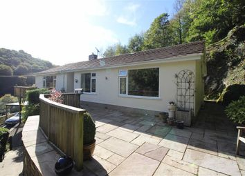Thumbnail 4 bed detached bungalow for sale in Lynbridge, Lynton