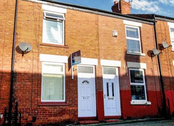 Thumbnail 2 bed terraced house to rent in Victoria Road, Offerton, Stockport