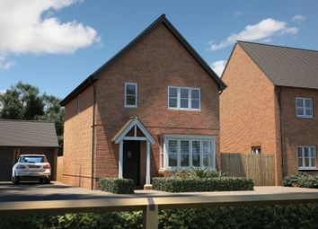 "Thumbnail 3 bed detached house for sale in ""The Yarkhill"" at Parkers Road, Leighton, Crewe"