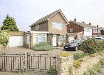 Thumbnail 3 bed detached house for sale in Craneswater, Harlington, Hayes