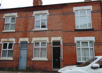Thumbnail 2 bedroom terraced house to rent in Hamilton Street, Leicester