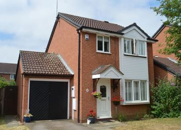 Thumbnail 3 bedroom detached house for sale in Bromford Close, Little Billing, Northampton