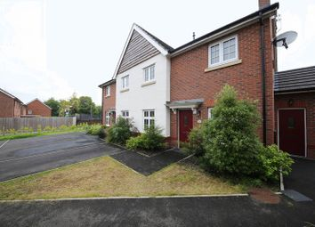 Thumbnail 2 bedroom flat for sale in Thomas Street, Newtown, Wigan