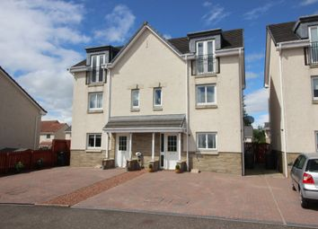Thumbnail 3 bed semi-detached house for sale in 50 Gooseholm Crescent, Dumbarton