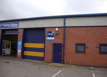 Thumbnail Light industrial to let in Unit 5 Highgrounds Indsutrial Estate, Worksop, Nottinghanshire