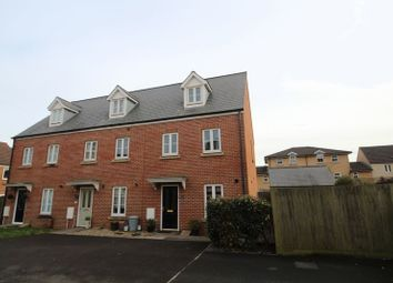 Thumbnail 3 bed end terrace house for sale in Fishers Mead, Long Ashton, Bristol