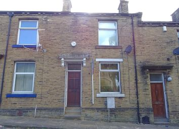 Thumbnail 1 bed terraced house to rent in Pleasant Street, Bradford, West Yorkshire