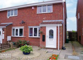 Thumbnail 2 bed end terrace house for sale in Sutcliffe Court, Darlington, Durham
