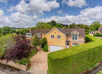 Thumbnail 6 bed detached house for sale in Meadow Court, Whiteparish, Salisbury