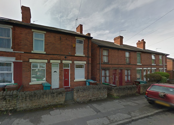 Thumbnail 2 bedroom terraced house to rent in Hartley Road, Nottingham