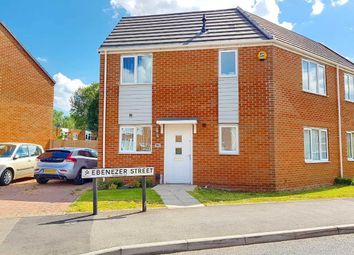 Thumbnail 2 bed semi-detached house for sale in Ebenezer Street, West Bromwich, West Midlands