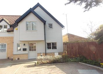 Thumbnail 3 bedroom semi-detached house for sale in Mill Hill, Newmarket