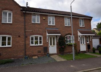 Thumbnail 2 bed terraced house for sale in Fuller Close, Rackheath, Norwich