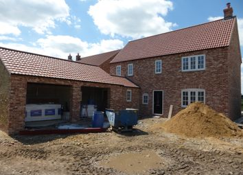 Thumbnail 4 bed detached house for sale in Oxborough Road, Stoke Ferry, King's Lynn