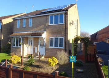 Thumbnail 2 bedroom semi-detached house for sale in Bellhouse Way, Acomb, York