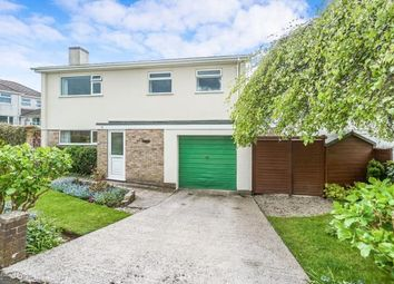 Thumbnail 4 bed detached house for sale in Plympton, Plymouth, Devon