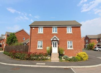 Thumbnail 4 bed detached house for sale in Cromwell Close, Newtown, Berkeley