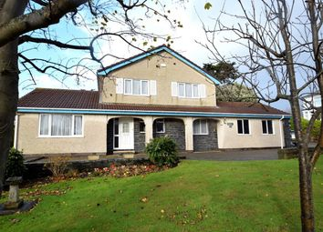 Thumbnail 4 bed detached house for sale in Deganwy Road, Llanrhos, Llandudno