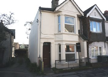 Thumbnail 4 bed semi-detached house to rent in St Denys Road, Southampton