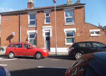 Thumbnail 4 bed end terrace house to rent in Jessie Road, Southsea