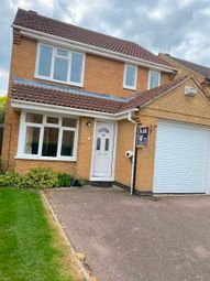 Thumbnail 3 bed detached house to rent in Derwent Close, Huntingdon