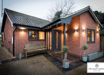 Thumbnail 3 bed detached bungalow for sale in Witham-On-The-Hill, Bourne