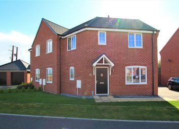 Thumbnail 3 bed semi-detached house for sale in Goldcrest Road, Crowland, Peterborough