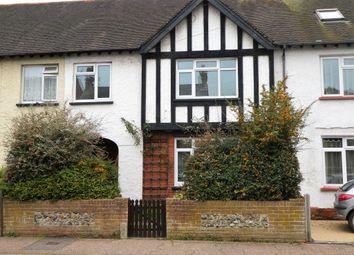 Thumbnail 4 bed terraced house to rent in Ockley Road, Bognor Regis