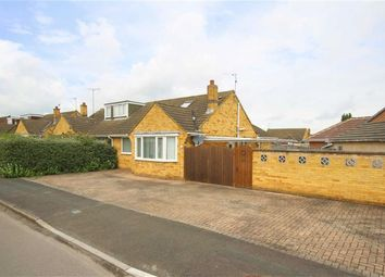 Thumbnail 3 bedroom semi-detached bungalow for sale in Queensfield, Swindon, Wiltshire