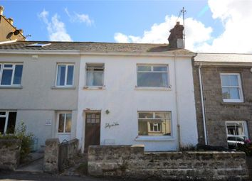 Thumbnail 3 bed terraced house for sale in Treassowe Road, Penzance, Cornwall